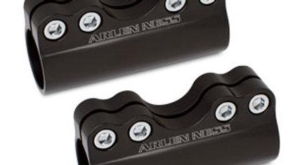 Modular Adjustable Handlebar Clamps - Black