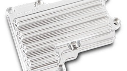 10-Gauge Transmission Top Cover - Chrome