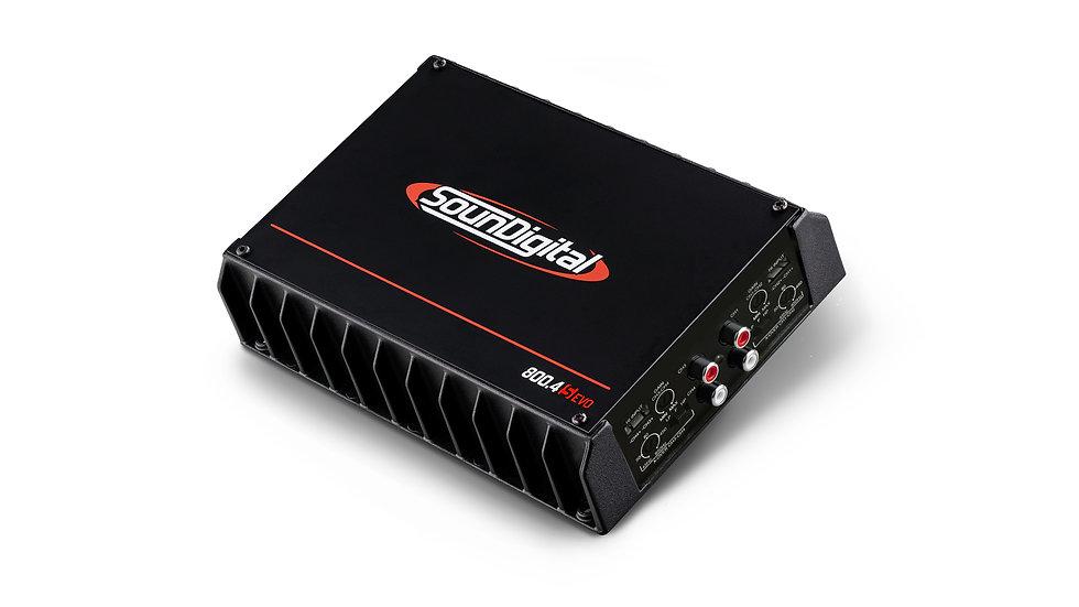 Soundigital SD800.4S EVOII