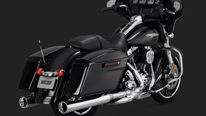 Vance & Hines - MONSTER ROUNDS TOURING