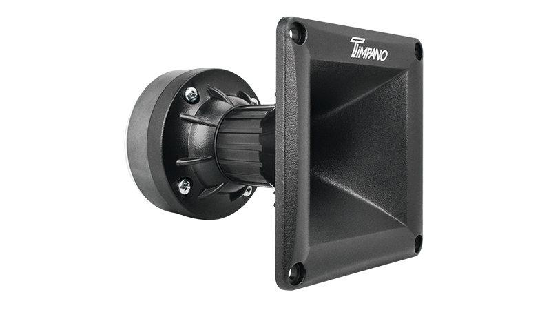 "Timpano TPT-DH175  1″ exit Phenolic Diaphragm Driver + horn driver 1"" voice coil"