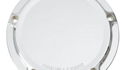 Beveled Derby Cover 6-Hole - Chrome (Sportster®)