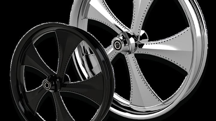 UFO Rear Wheel
