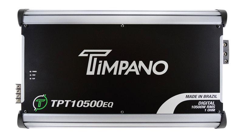 Timpano-TPT10500EQ One Channel Class D Amplifier