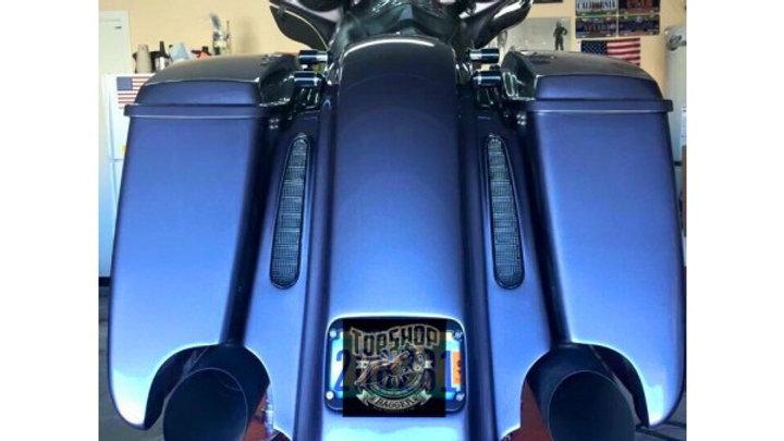 Top Shop Harley Davidson newstyle viper 4.5 bag kit