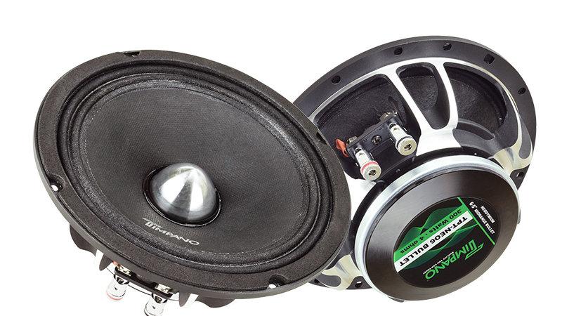 Timpano TPT-NEO6-pair 6.5 inch speaker