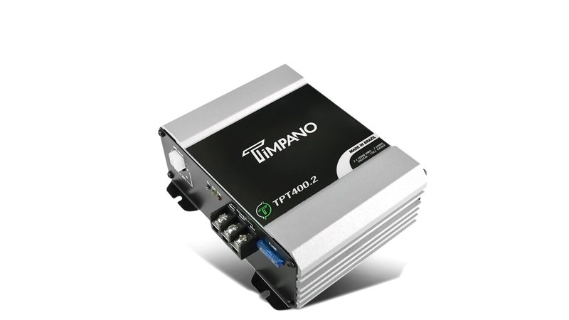 Tampino-TPT-400.2 2 Ohms amplifier