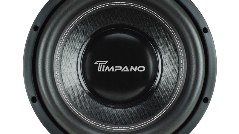 Timpano TPT-SW10 4+4 10 inch subwoofer