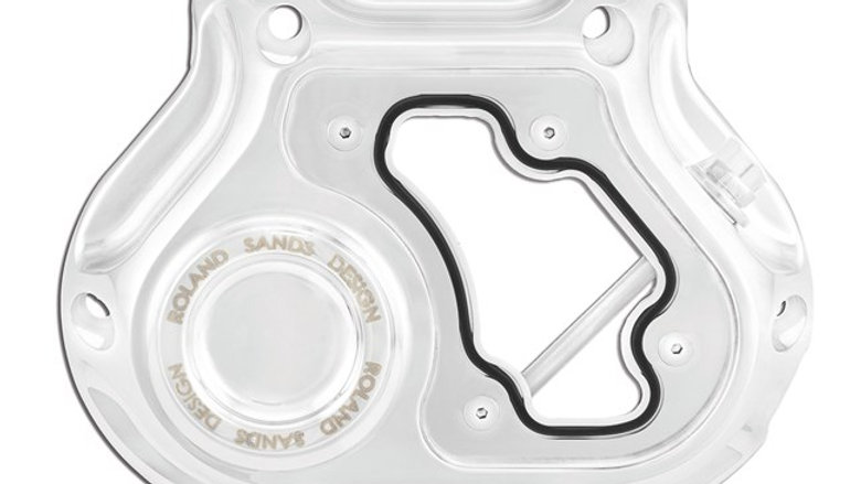 RSD CLARITY CABLE CLUTCH COVER - 5 SPEED