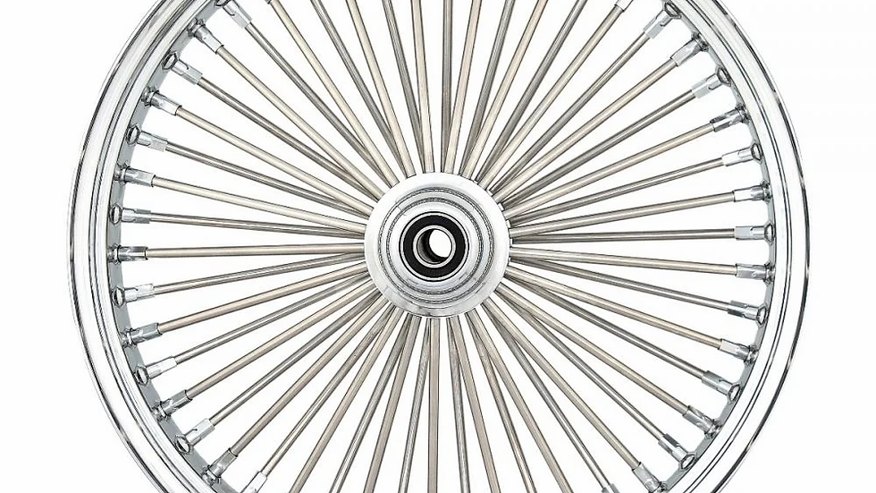 Big Daddy Chrome Rear Wheel
