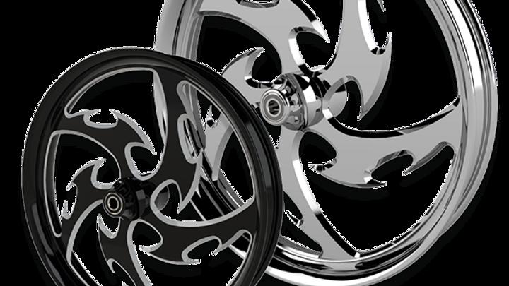 Tribal Wheel