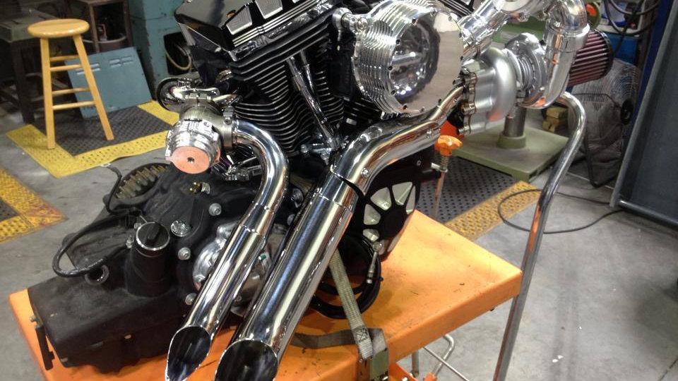 CMP High-Output Turbo Kit