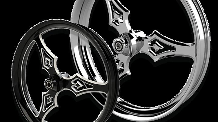 Iron Trinity Rear Wheel