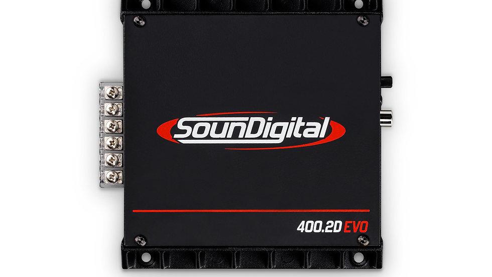 Soundigital SD400.2D EVOII