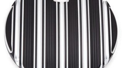 10-Gauge Fuel Door- Black