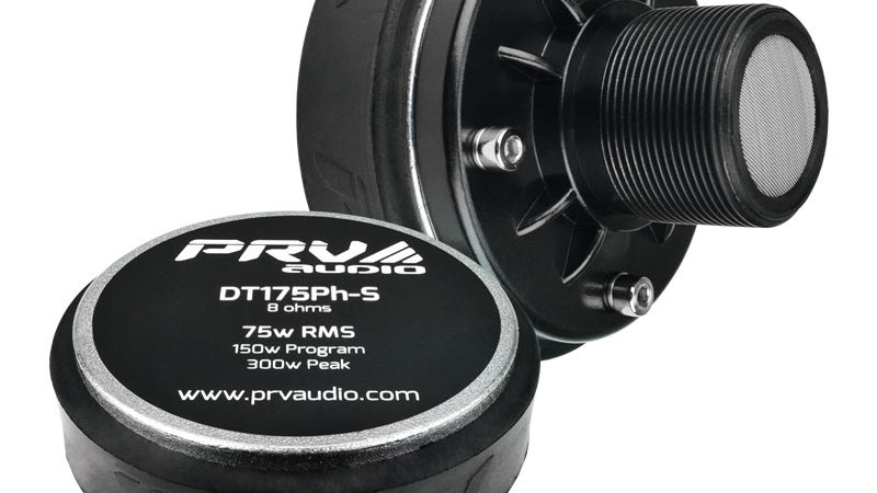 "DT175PH-S 1"" PHENOLIC COMPRESSION DRIVER"