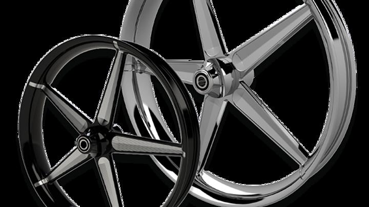 Rev Limit Wheel