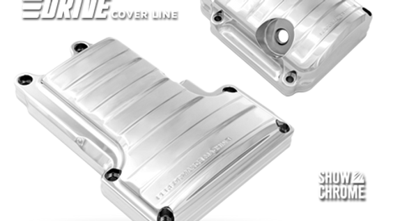 Performance Machine DRIVE Transmission Cover