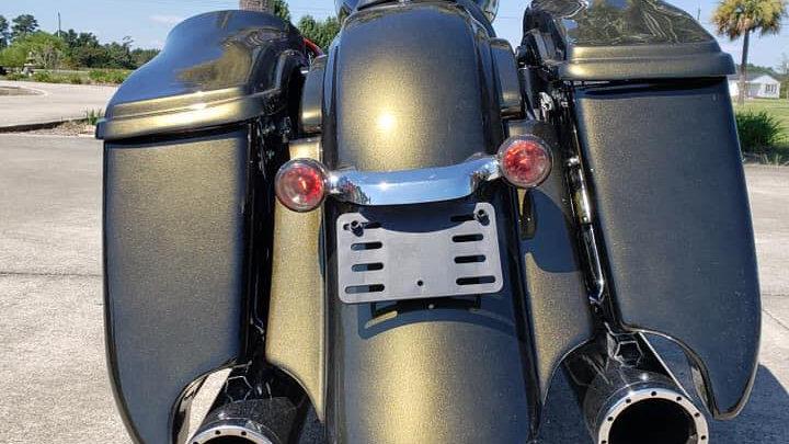 Top Shop New Money Harley Davidson bag kit
