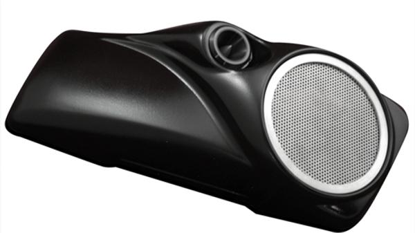 """Speed By Design Speaker 8"""" Saddle Bag Lids"""