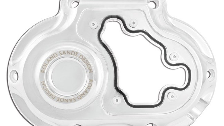 RSD CLARITY CABLE CLUTCH COVER - 6 SPEED