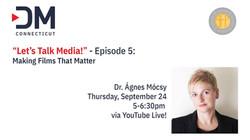 """""""Let's Talk Media"""" episode 5"""