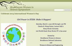 Girl Power in STEM