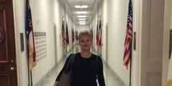 First Lobbying Trip to DC