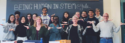 Being Human In STEM