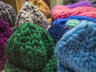 Knitting for Community