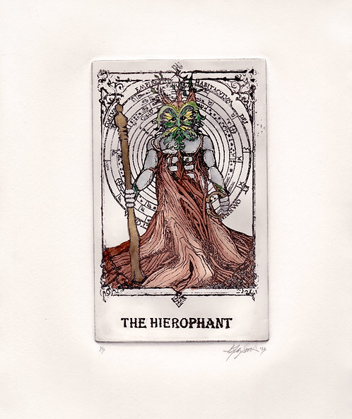 The Hierophant Tarot