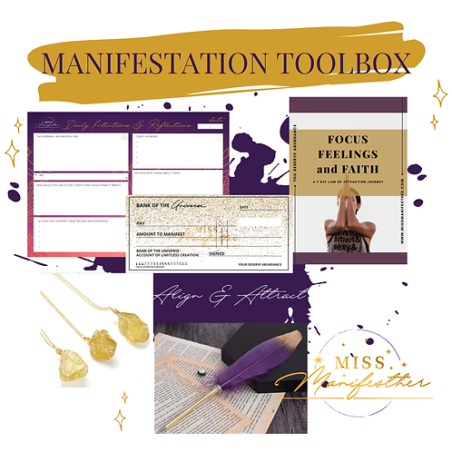 MANIFESTATION TOOLBOX