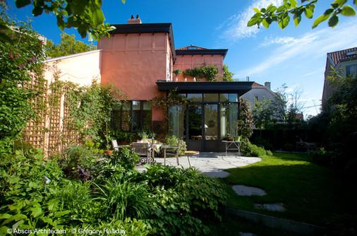 La Villa Brussels  /  charmevilla met B&B