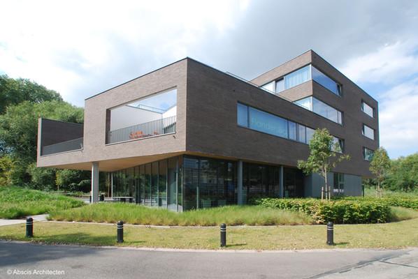 Ghellincklaan II  /  appartementen met kantoren