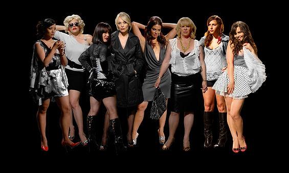 8 Angie Actresses Black & White & Sex