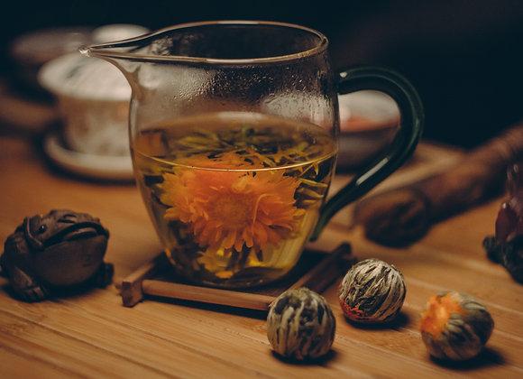 Thé à fleur