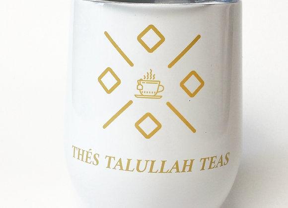 Verre à thé isolant à l'effigie de Talullah