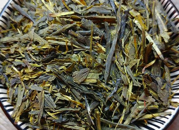 Thé vert japonais en feuille