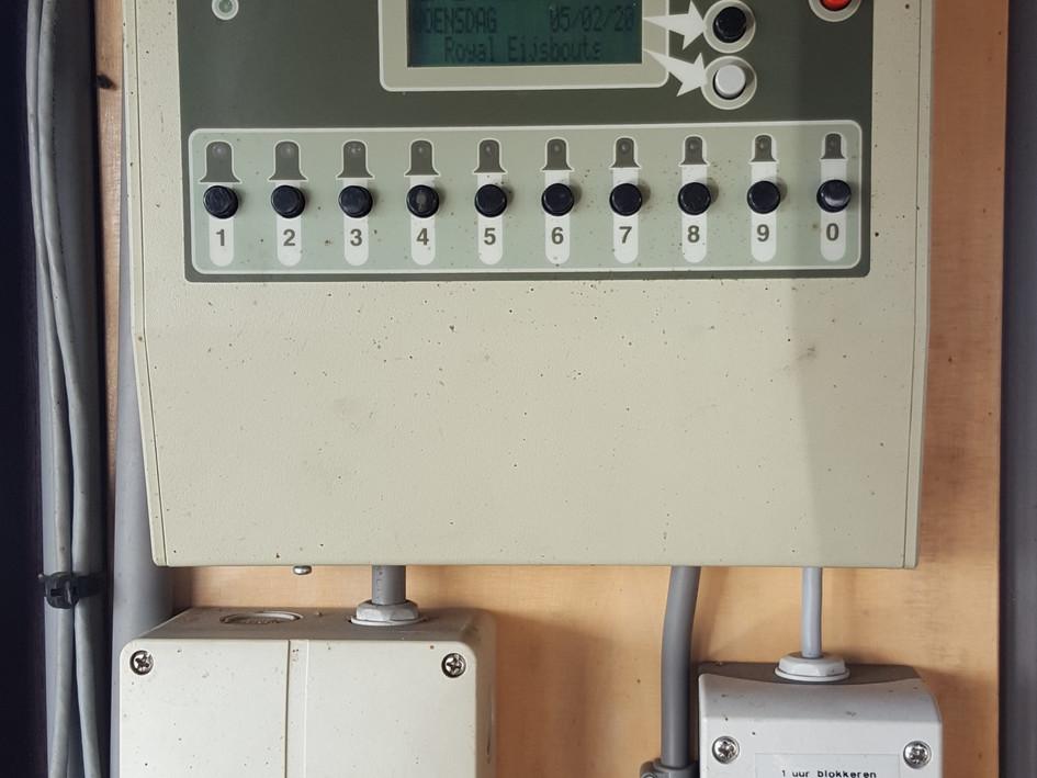 De automaat