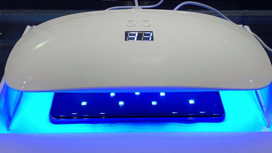 Does UV light kill germs? Getting an at-home sanitizer may be worth it