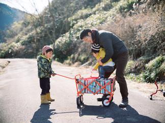 岐阜-郡上-カメラマン-家族写真-出張撮影-こだわり-リピート