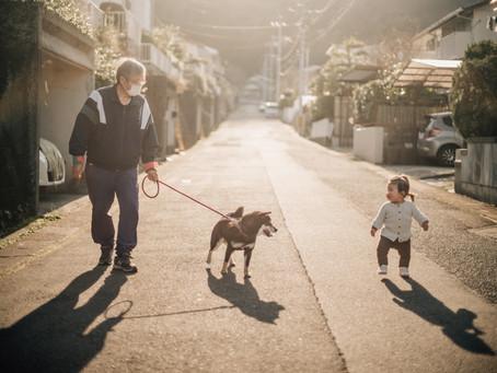 歩ける喜び