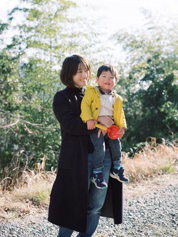 岐阜-郡上-カメラマン-ママと息子-ベビーフォト-こだわり-リピート