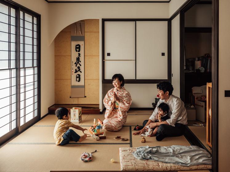 岐阜-東海-家族写真-日常撮影1_フォトグラファー