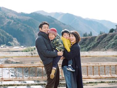 岐阜-郡上-カメラマン-色が綺麗-ファミリーフォト-こだわり
