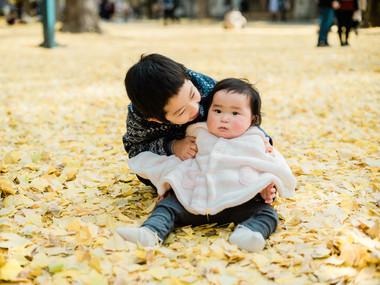 岐阜-郡上-フォトグラファー-家族写真-ベビー撮影-紅葉撮影