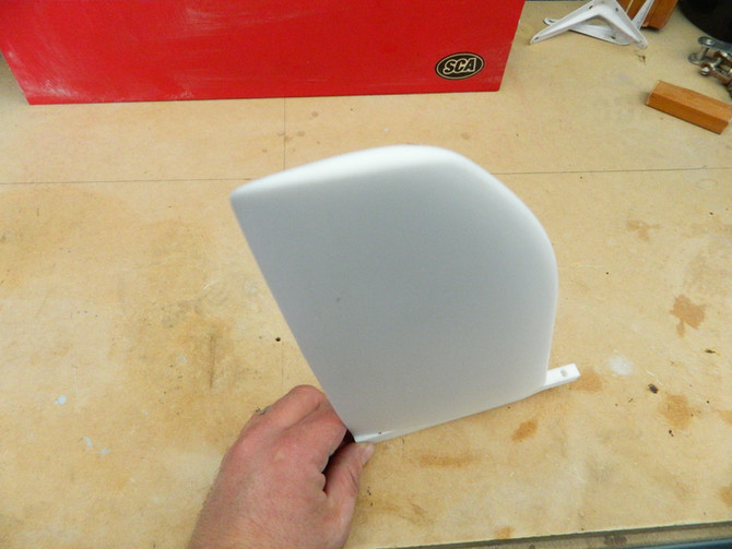 3D Printed Paddleboard Fin
