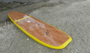DIY Paddleboard Plans