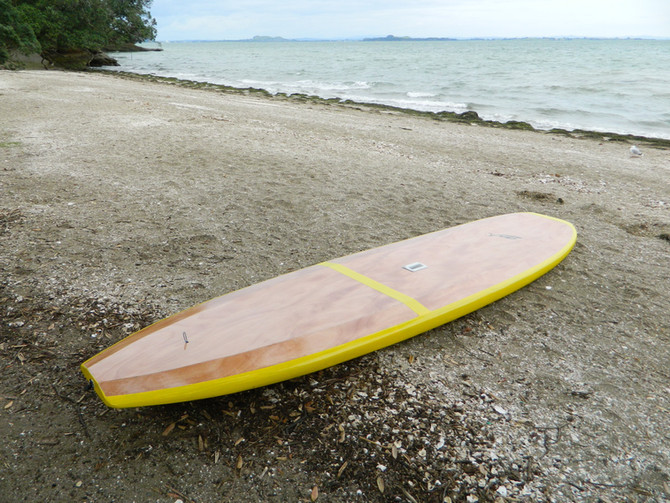 Paddleboard Prototype Complete