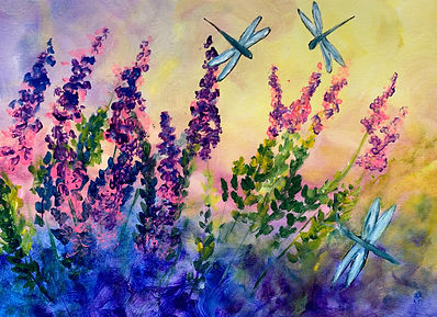 LAVENDER AND DRAGONFLY PAINT NIGHT.jpg